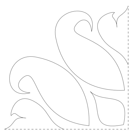free hand embroidery quilting applique