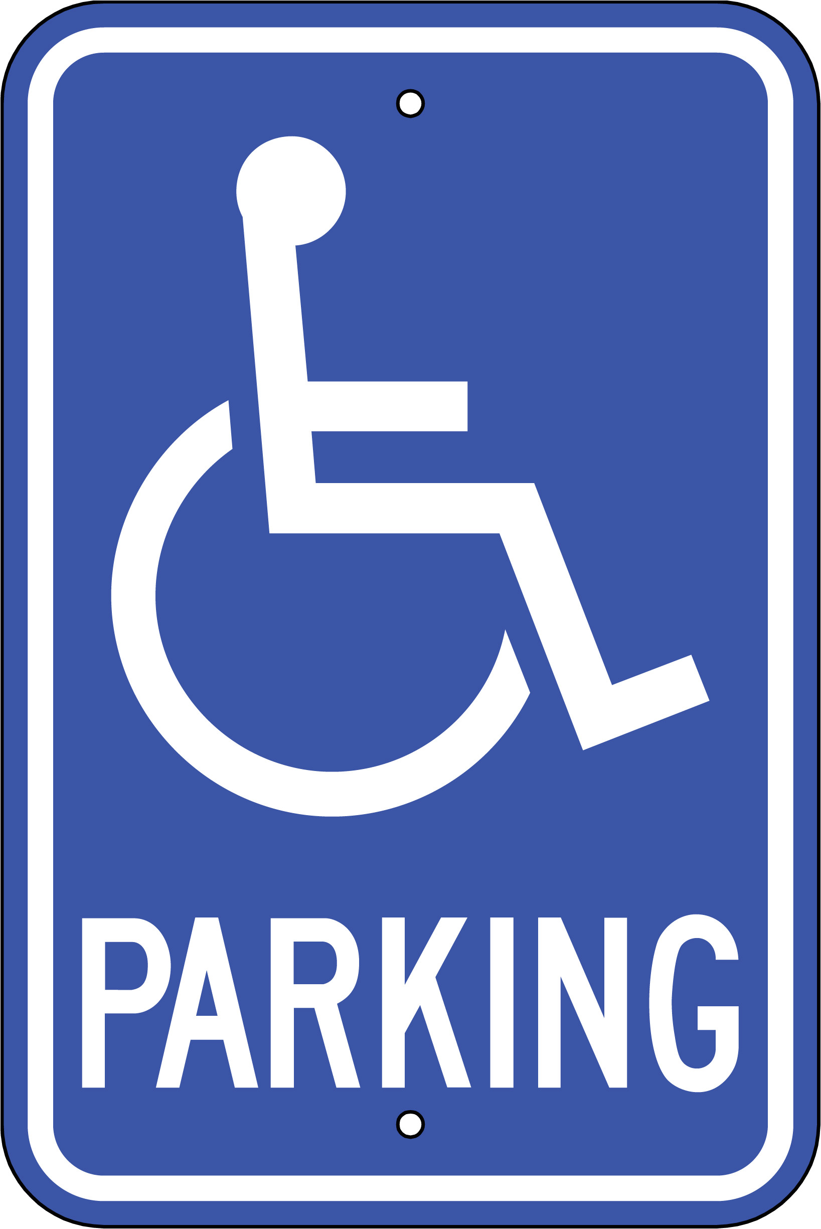 Handicap Parking Sign Template Free Printable Handicap Parking Signs Download Free Clip