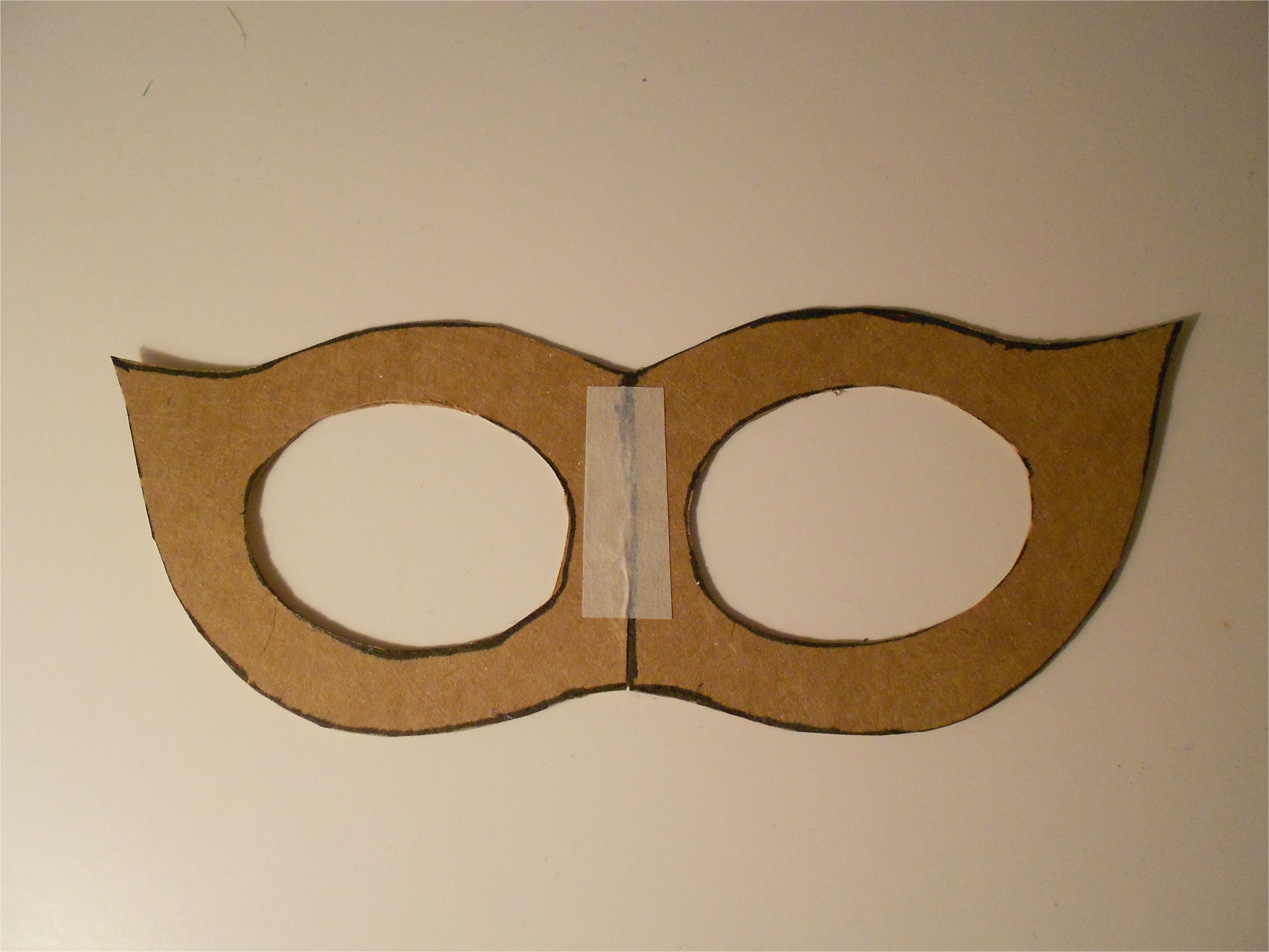 Harley Quinn Mask Template Complete Template