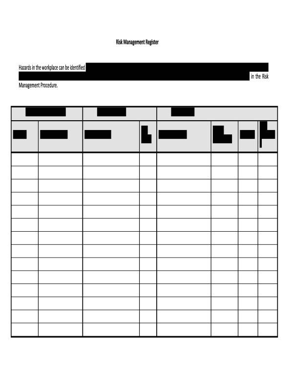 attendance register 2015