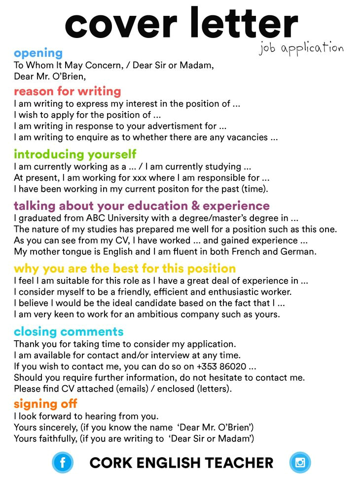 Help with Covering Letter for Job Best 25 Cover Letter Example Ideas On Pinterest