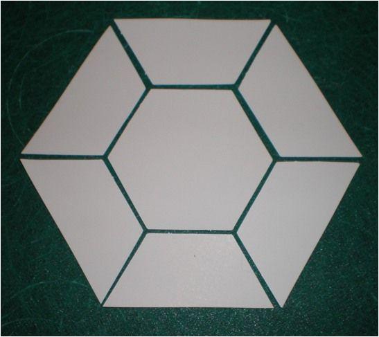 Hexagon Templates for Quilting Free De 25 Bedste Ideer Inden for Hexagon Quilt Pattern Pa