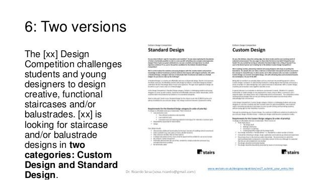 examples of design briefs