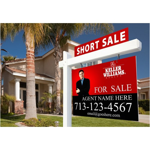 full color real estate signs 24x36 coroplast or aluminum