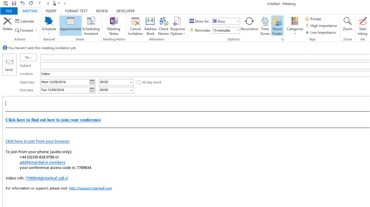 how do you create an email template in outlook 2010