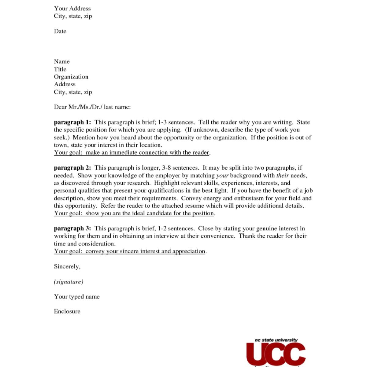 cover letter who to address