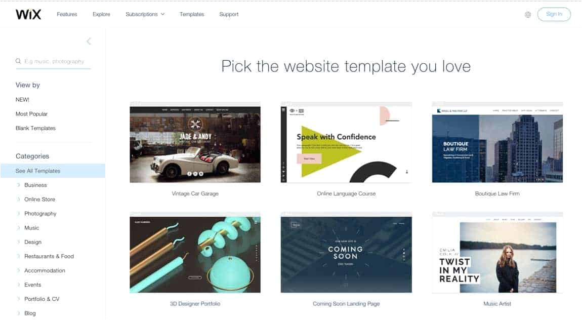 is better than wix or squarespace