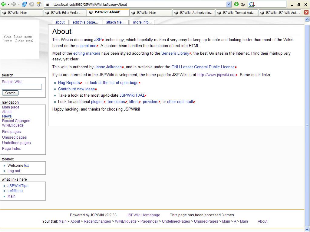mediawikitemplate