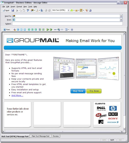How to Create Email Template Using HTML Tips to Create HTML Email that Works with All Email Clients