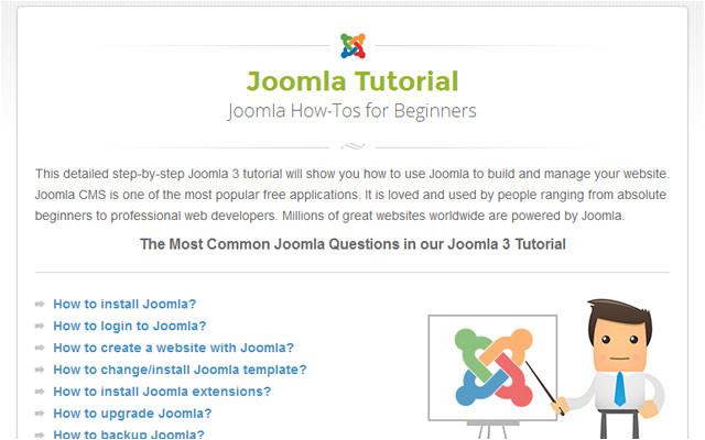 cms tutorials for beginners