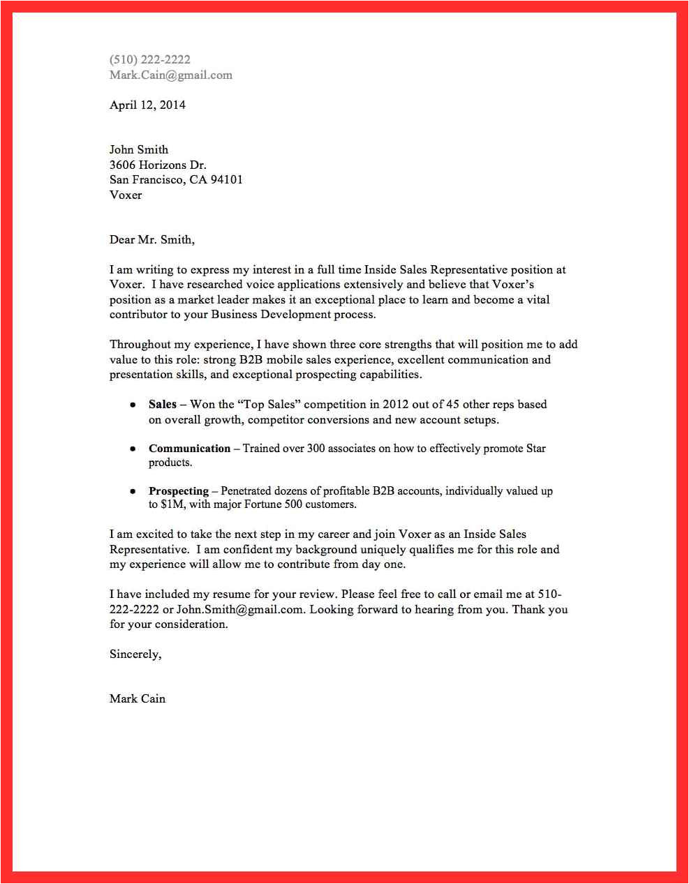 How to Do A Great Cover Letter A Great Cover Letter Good Resume format
