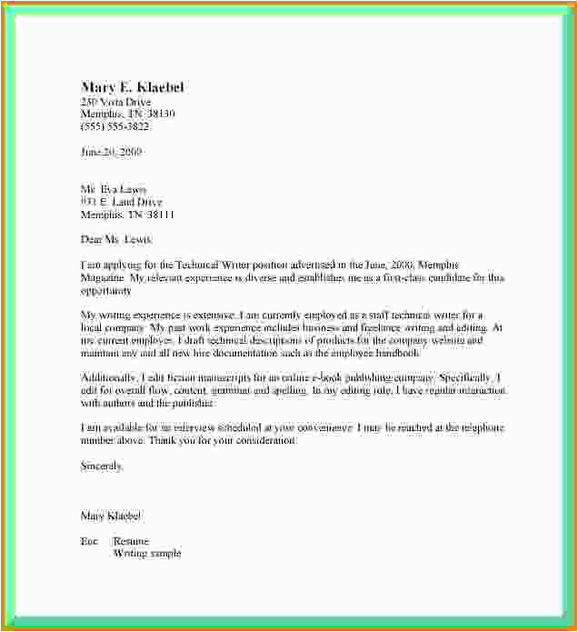 How to Do A Proper Cover Letter How to Write A Proper Cover Letter