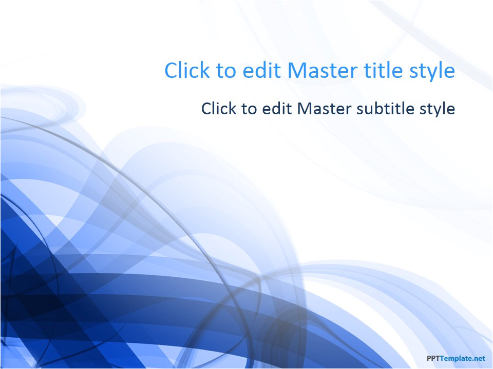 How to Download Powerpoint Templates From Microsoft Free Blue Spiral Ppt Template
