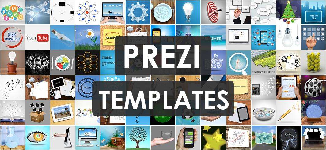 free prezi templates