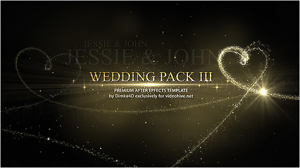videohive wedding free after effects template