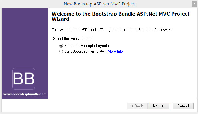 How to Install Bootstrap Template Customizing asp Net Mvc Bootstrap Templates