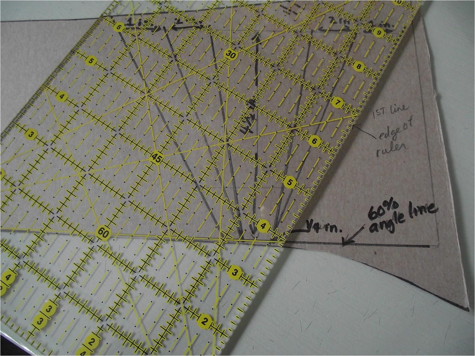 carli dresden plate template tutorial