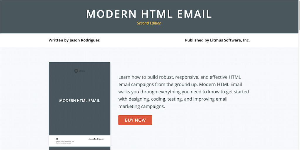 post modern email design 47901