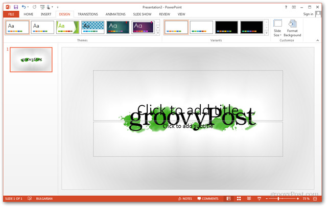 How to Make Custom Powerpoint Template How to Make Custom Powerpoint Template Make Your Own