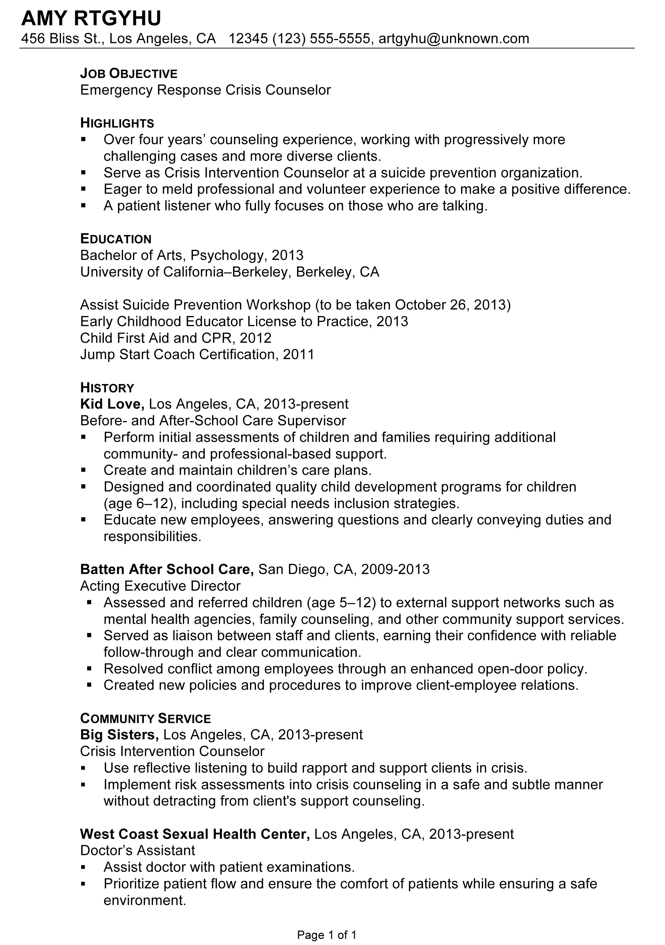 how to make the best resume and cover letter photo
