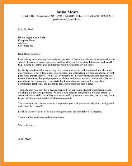 how to start a cover letter examples