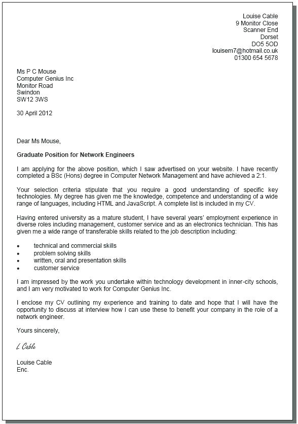 How to Start A Covering Letter Uk How to Start A Covering Letter Uk Free Template Design