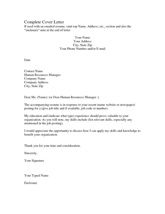 how to end cover letter