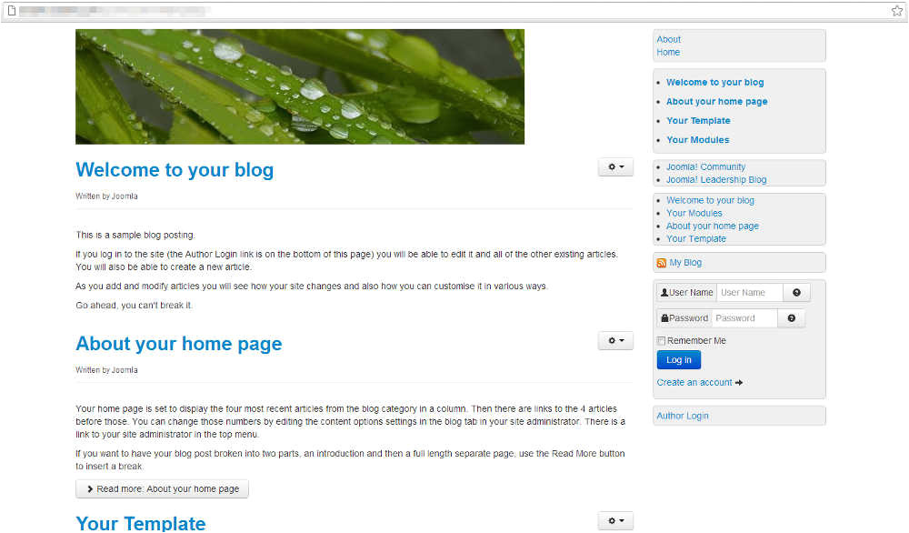 How to Upload A Template In Joomla How to Upload A Template In Joomla Free Template Design