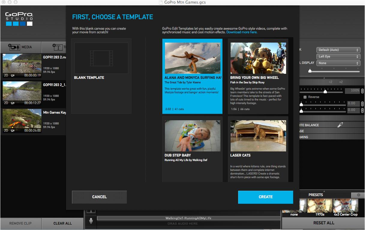 gopro software update hands on easier sharing awesomer videos