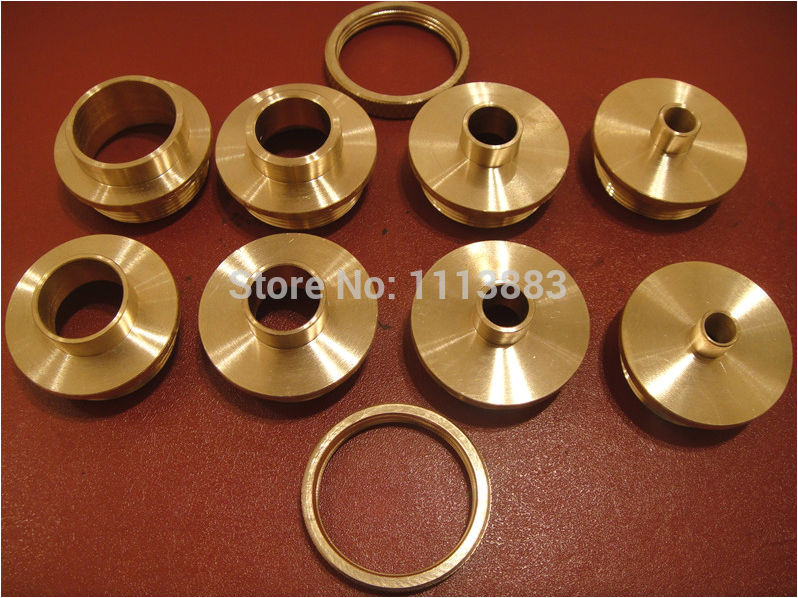 How to Use Router Template Guide Bushings Aliexpress Com Buy 10pcs Brass Router Template Guide
