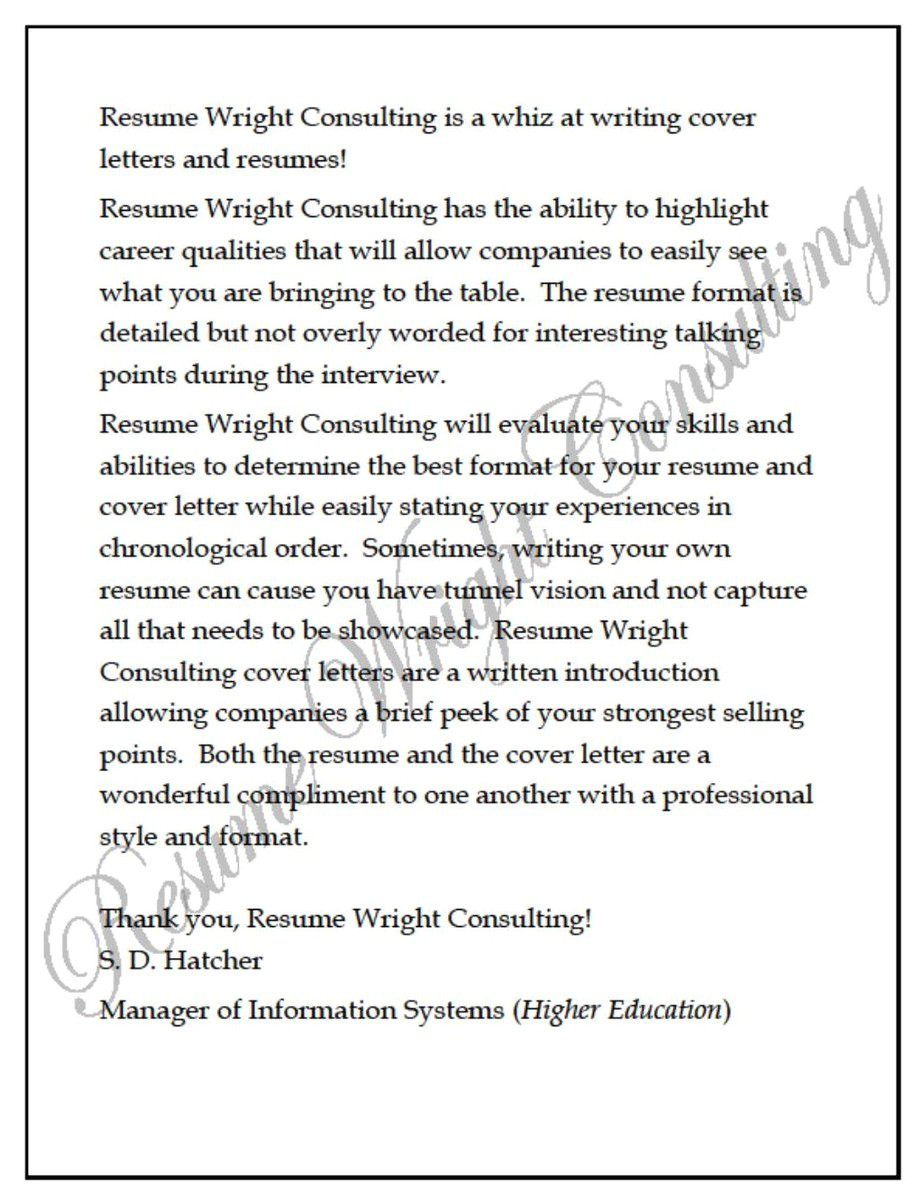 How to Wright A Cover Letter Resume Wright Resumewright Twitter