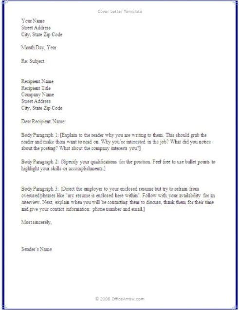 How to Write A Covering Letter for A Cv Writing A Cover Letter Basics Covering Letter Example