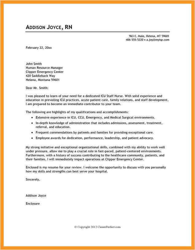 good cover letter examples for jobs
