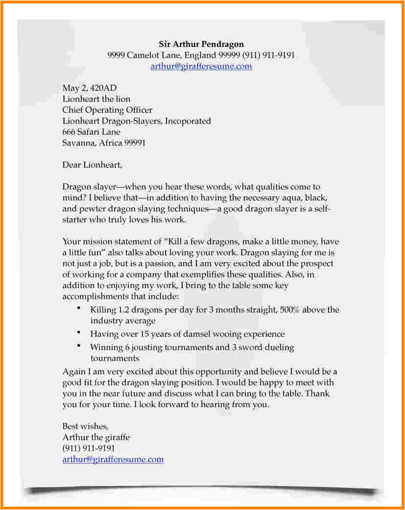 12 how to write a statement letter