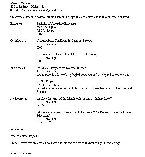 high school resume no work experience how to write a resume with no job experience high school