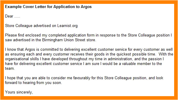 how do you write a cover letter for an online application