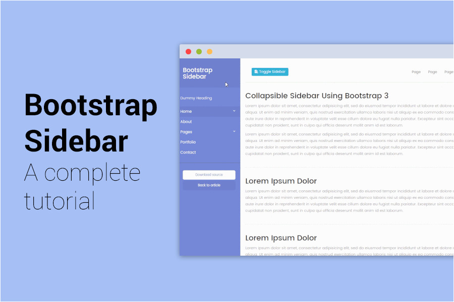 google maps and bootstrap tutorial