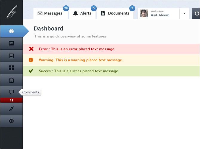 Html Template for Admin Panel Templates HTML5 Admin Gratis Mochileiro Virtual
