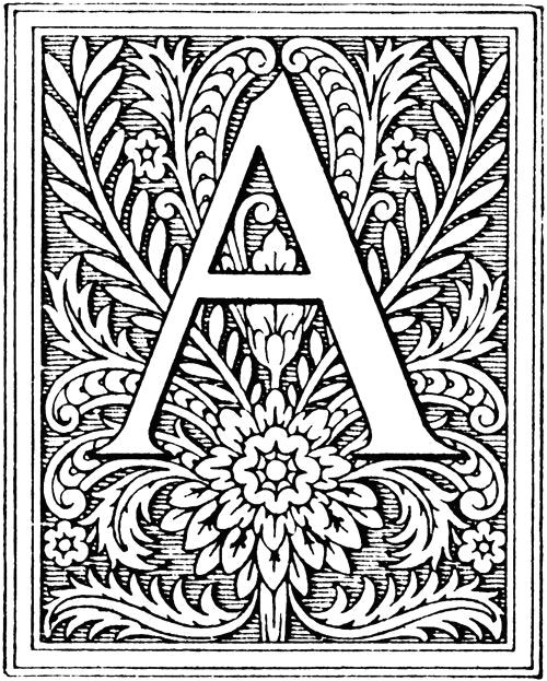 Illuminated Alphabet Templates Illuminated Letters Images Search Results Calendar 2015