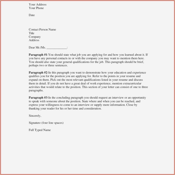ilr absence letter format
