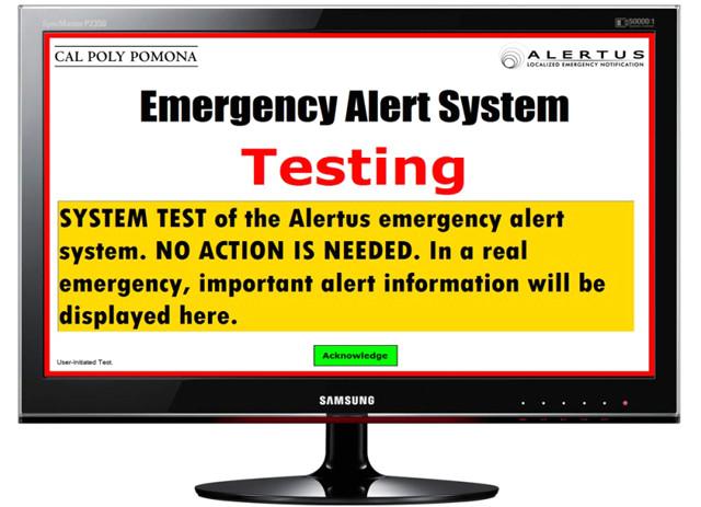 incident alert template