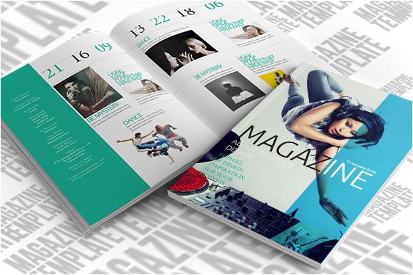 Indesign Cs5 Templates Free Download Indesign Magazine Template Magazine Templates On