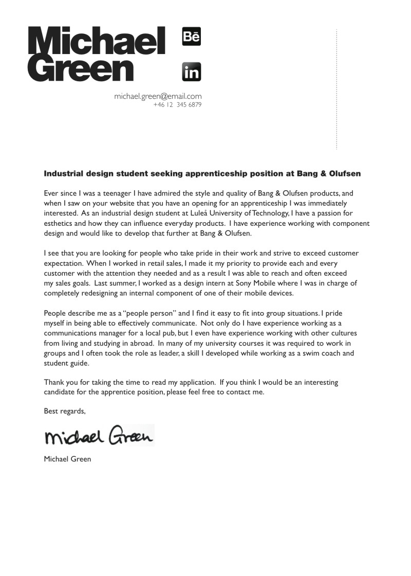 Industrial Placement Cover Letter Industrial Engineering Entry Level Cover Letter Advanced