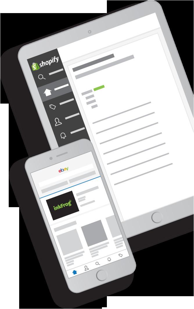Inkfrog Templates Inkfrog Ebay Listing software with Free Ebay Templates