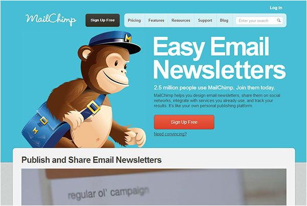 interactive newsletter templates