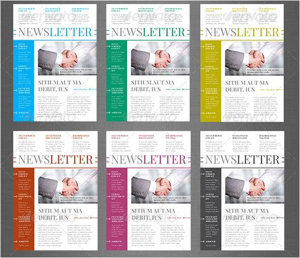 Interactive Newsletter Templates 10 Best Indesign Newsletter Templates Design Freebies