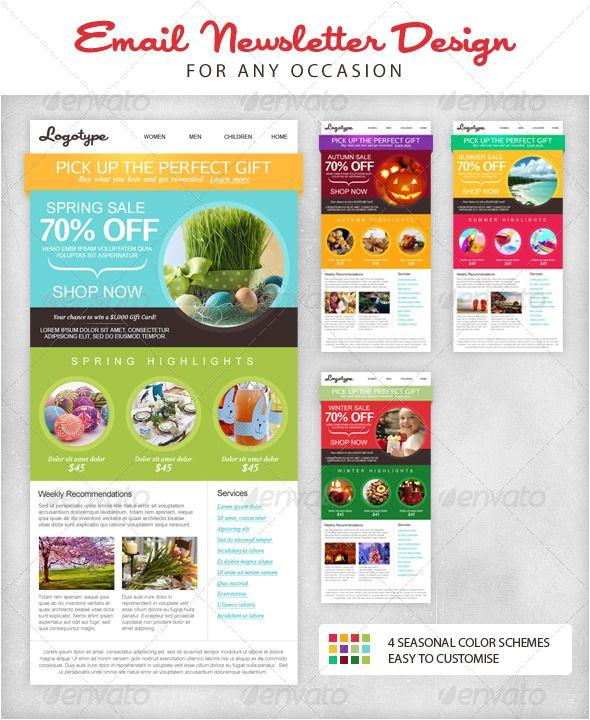Interactive Newsletter Templates Interactive Newsletter Templates 25 Best Newsletters