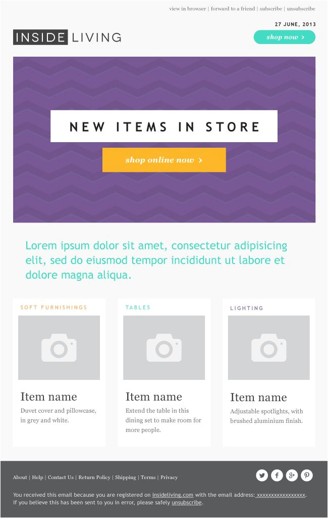 interactive newsletter templates 96 best newsletters images on pinterest