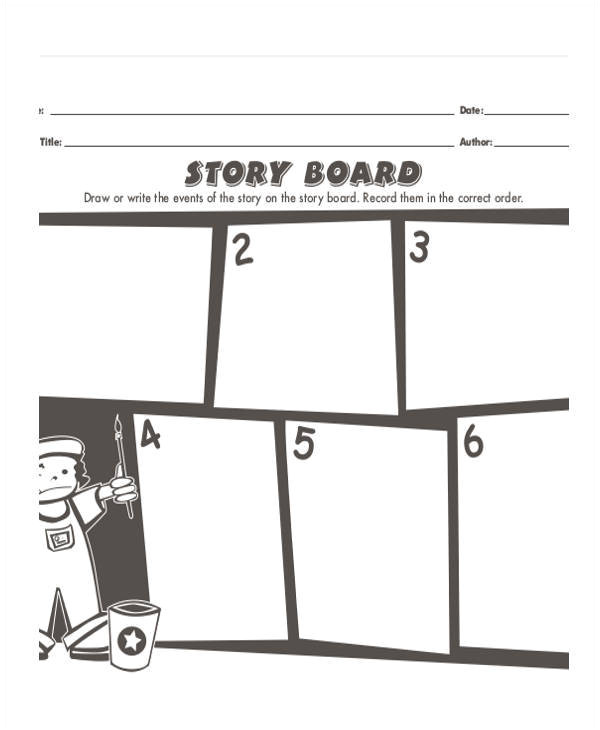 interactive storyboards