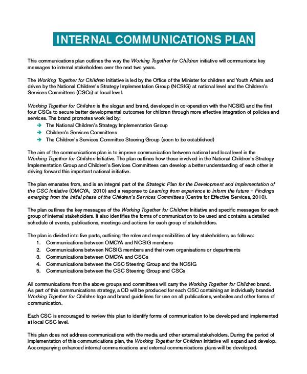 plan templates